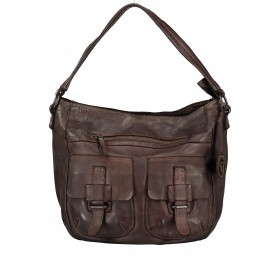 Beuteltasche Cool-Casual Ellida B3.6669 Chocolate Brown