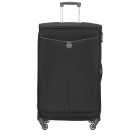 Koffer Adair Spinner 81 erweiterbar Black