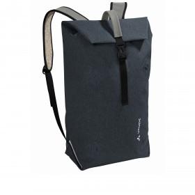 Rucksack Made in Germany Wolfegg Volumen 24 Liter Phantom Black