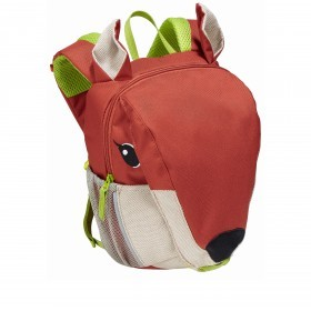 Kinderrucksack Family Wusel Redwood