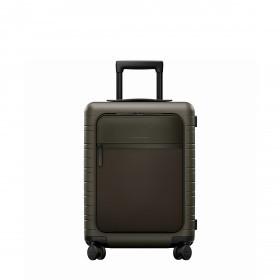 Koffer Essential Line M5 Laptopfach 15 Zoll 55 cm Dark Olive