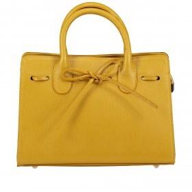 Handtasche Dollaro Gelb