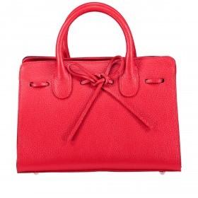 Handtasche Dollaro Rot