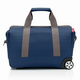 Rollenreisetasche Allrounder Trolley Dark Blue