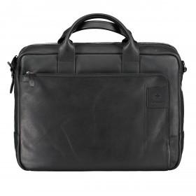 Aktentasche Hyde Park Briefbag SHZ Black