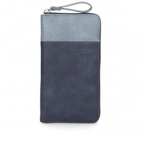 Geldbörse Eva Wallet EV2 Canvas Blue