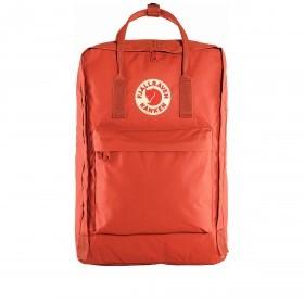 Rucksack Kånken Laptop 17 Zoll Rowan Red