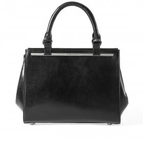Tasche Madame Chic Fleur Noir