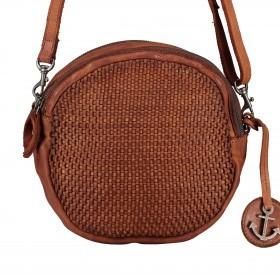 Umhängetasche Soft-Weaving Elisabeth B3.9794 Charming Cognac