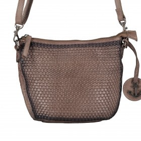 Umhängetasche Soft-Weaving Verna B3.9795 Stone Grey