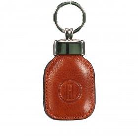 Schlüsselanhänger Cognac