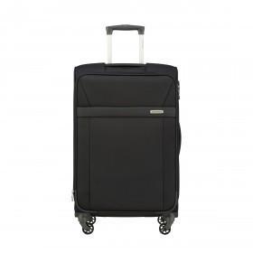 Koffer Aruro Spinner 68 erweiterbar Black