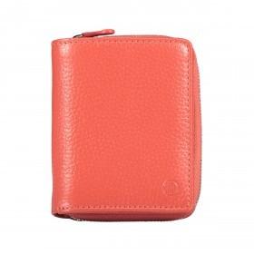 Geldbörse Amra Bradley mit RFID-Schutz Koralle