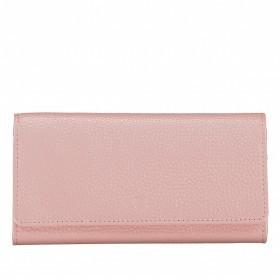 Geldbörse Amra Bradley mit RFID-Funktion Rosa