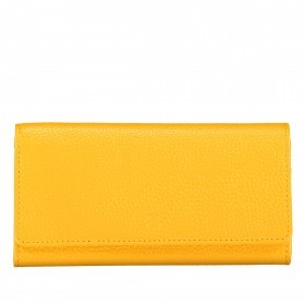 Geldbörse Amra Bradley mit RFID-Funktion Gelb