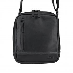 Umhängetasche Billund Zipped Shoulder Bag Black