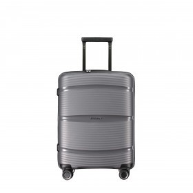 Koffer PP11 55 cm Grey Metallic