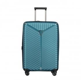 Koffer PP13 66 cm Green Metallic