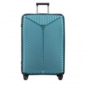 Koffer PP13 76 cm Green Metallic