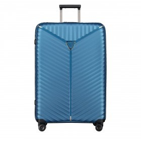 Koffer PP13 76 cm Blue Metallic