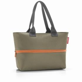 Shopper E1 Olive Green