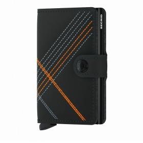Geldbörse Miniwallet Stitch Linea Orange