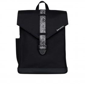 Rucksack AS02 mehrfarbig mit Laptopfach 15,6 Zoll Black Snake Dark