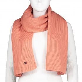 Tommy Hilfiger Essential Knit Scarf AW0AW08775.TL6 Clay Pink