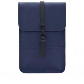 Rucksack Backpack Mini Blue