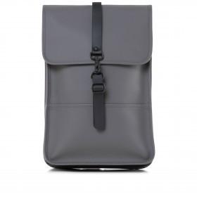 Rucksack Backpack Mini Charcoal