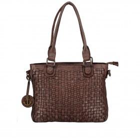 Shopper Soft-Weaving Ysabel B3.4722 Chocolate Brown