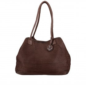 Shopper Soft-Weaving Grace B3.9687 Chocolate Brown