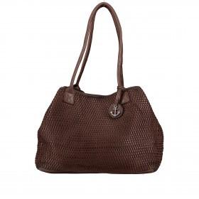Shopper Soft-Weaving Grace B3.9687 Chocolate Brown