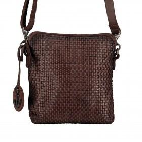 Umhängetasche Soft-Weaving Thelma B3.9786 Chocolate Brown
