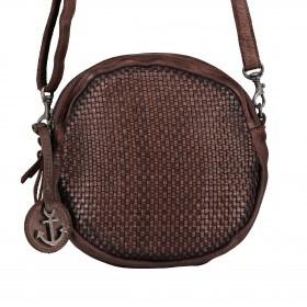 Umhängetasche Soft-Weaving Elisabeth B3.9794 Chocolate Brown