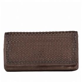Geldbörse Soft-Weaving Shelly B3.2224 Chocolate Brown