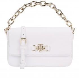 Umhängetasche Club Flap Crossover Bag Bright White