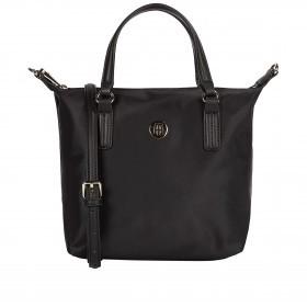 Handtasche Poppy Small Tote Black