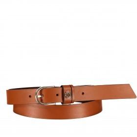 Gürtel Classic Belt Bundweite 90 cm Cognac