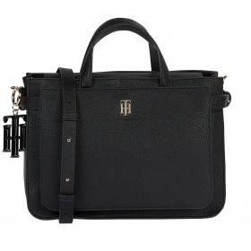 Handtasche Soft Satchel Black