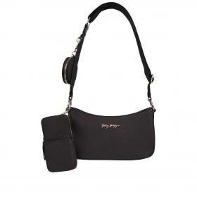 Umhängetasche Easy Crossover Bag Black
