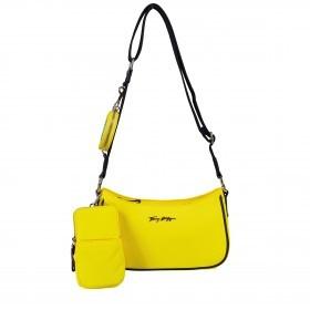 Umhängetasche Neon Crossover Bag Vivid Yellow