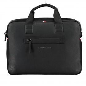 Aktentasche Essential Computer Bag mit Laptopfach 15 Zoll Black