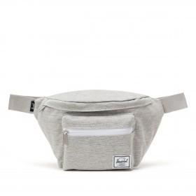 Gürteltasche Seventeen Light Grey Crosshatch