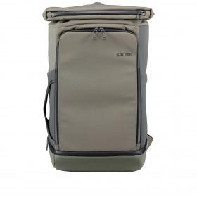 Rucksack Triplete Travelbackpack Olive Grey