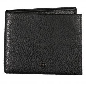 Geldbörse Cardona Minos H14 Black
