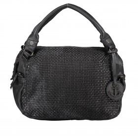 Handtasche Soft-Weaving Julia B3.0072 Dark Ash