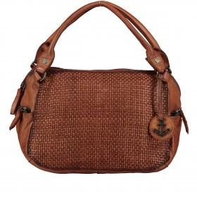 Handtasche Soft-Weaving Julia B3.0072 Charming Cognac