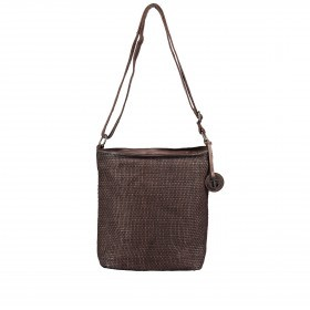 Beuteltasche Soft-Weaving Alma B3.0267 Chocolate Brown