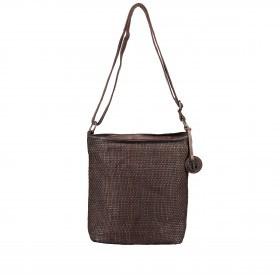 Beuteltasche Soft-Weaving Alma B3.0267 Chocolate Brown